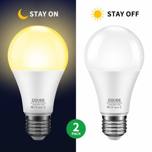 #9. Govee-Equivalent Automatic Outdoor Lighting -Equipped with LED-chip