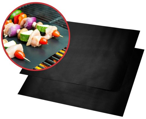 Quisees BBQ Grill Mat -The best large grill mat for many occasions