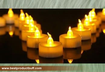 Top 10 Best LED Candles 2020 Review