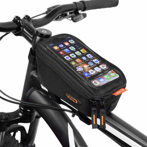Ibera Bicycle Top Phone Bag