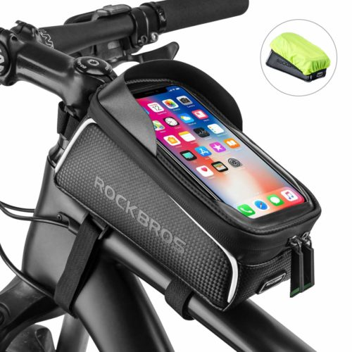 RockBros Bike Front Frame Bag Cycling Waterproof