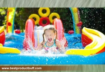 Best Inflatable Pool Slides