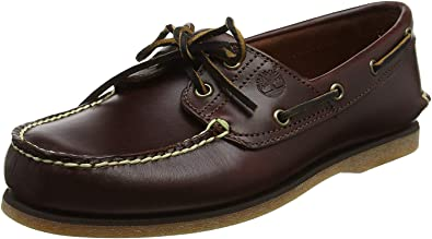 Classic Two-Eye Boat-Shoe