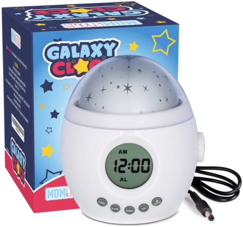 Best Smithsonian Planetarium Projector for soothing babies