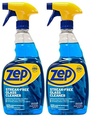 Zep Streak-Free Glass Cleaner ZU1120 (2)